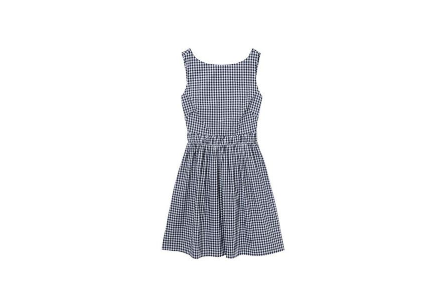 vichy tara jarmon dress