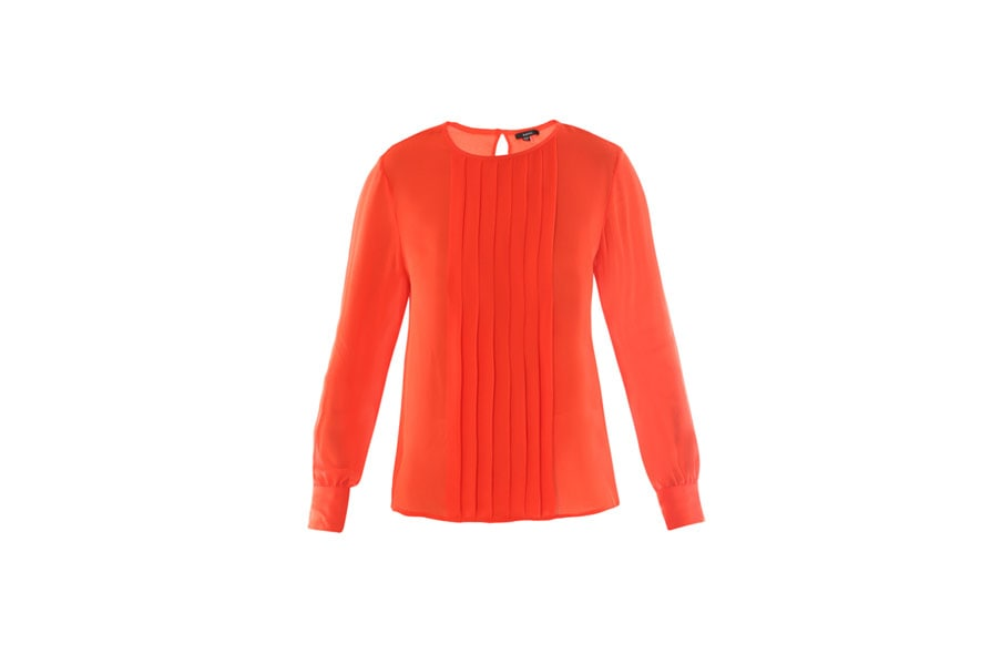 03 Georgette Blouse Raoul AW11