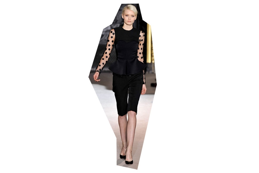 09 blouse Stella McCartney AW11
