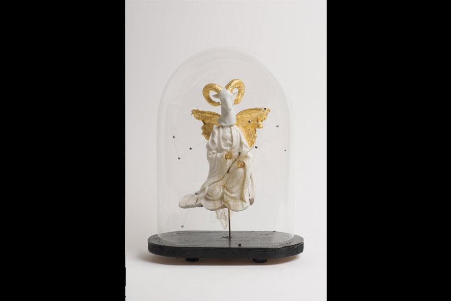 Bouke de Vries: profezie in ceramica