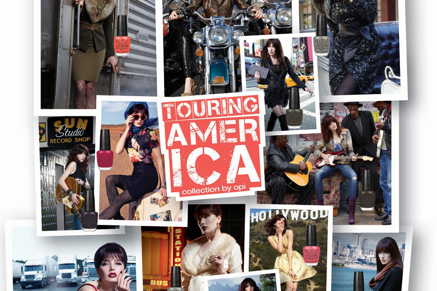 OPI Touring America