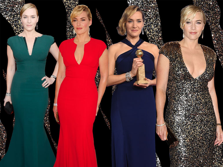 cover kate winslet i look più belli sul red carpet mobile