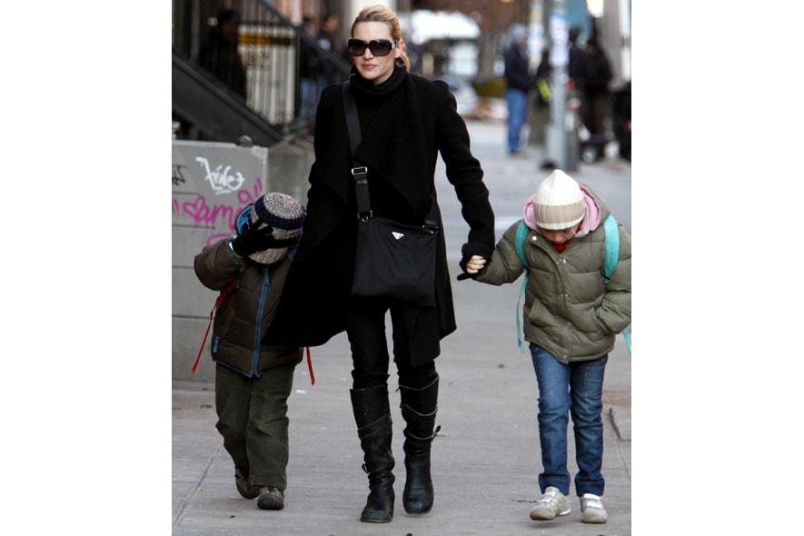 10 Kate Winslet figli