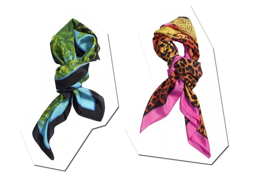 20 foulard