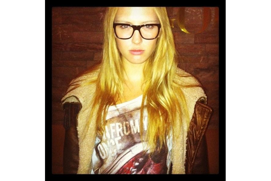 Anya really likes her dolcegabbana glasses s itgdetail1220