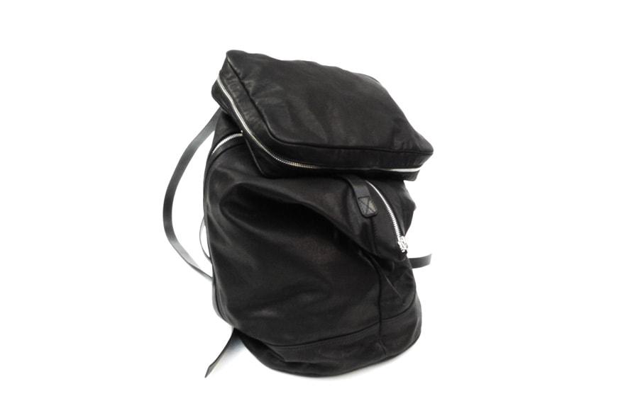 Backpack Wash Black