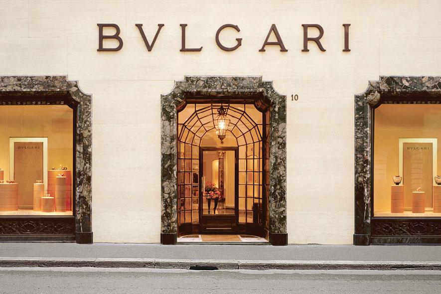 Boutique Bulgari via condotti