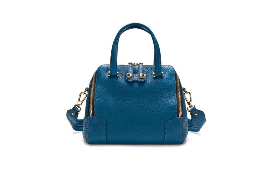 FURLA FOR SAKS Mediterranea B908 blue