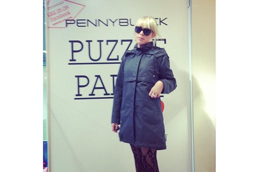 Silvia dice che il Puzzle Parka e versatile s itgdetail1220