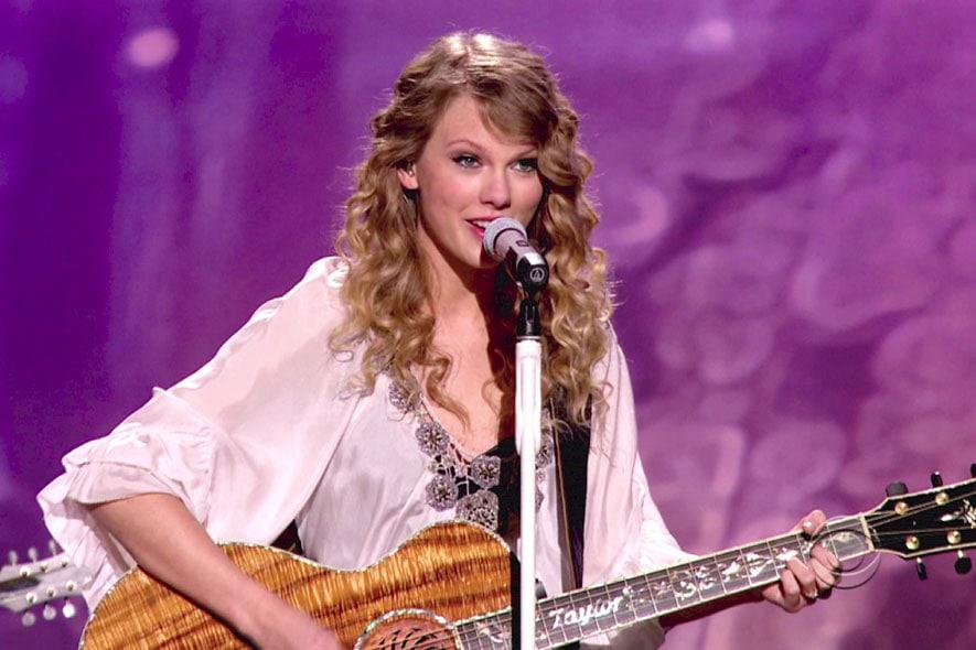 T Swift kika cantante
