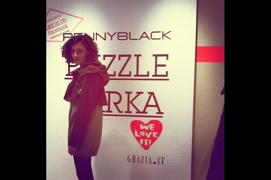 Puzzle Parka Pennyblack: l'evento a Padova