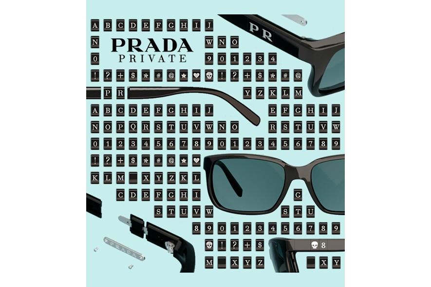 09 prada sunglasses customise
