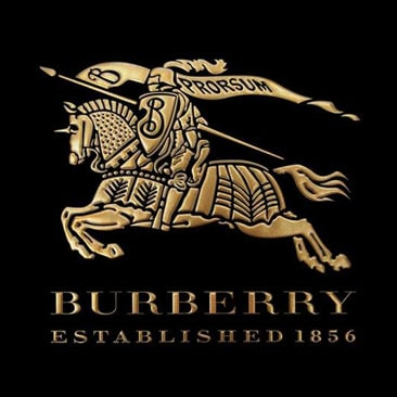 Burberry cinguetta in italiano