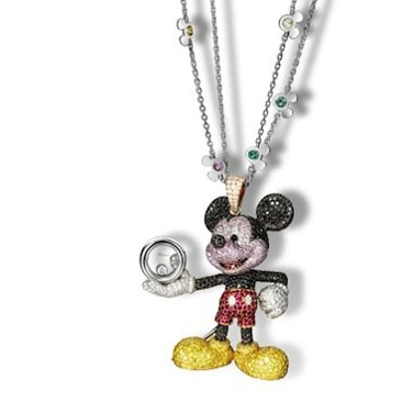 Chopard e Mickey Mouse