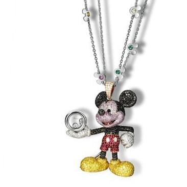 Chopard e Mickey Mouse