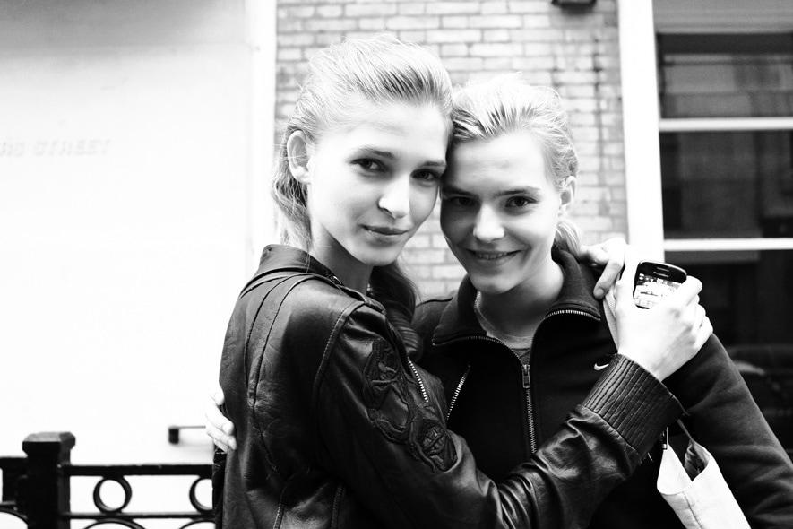 Darya & Katia