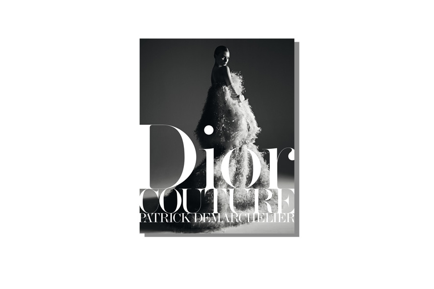 Dior Couture Patrick Demarchelier cover