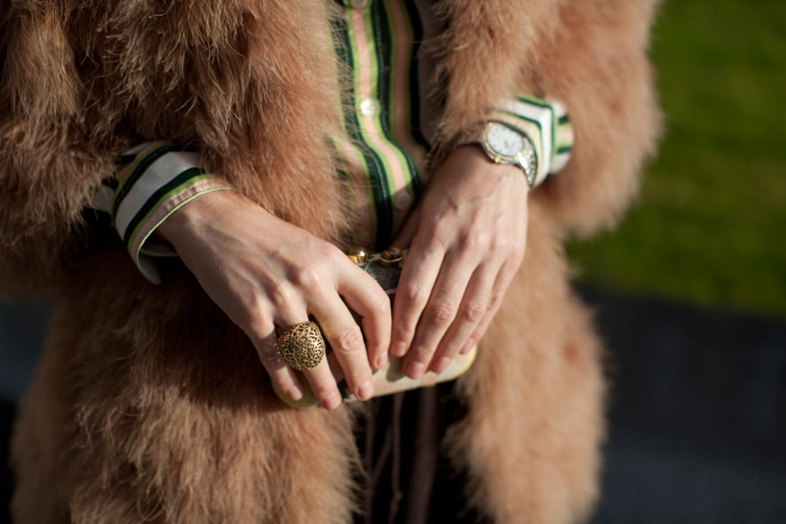 Street Style: inverno a Mosca