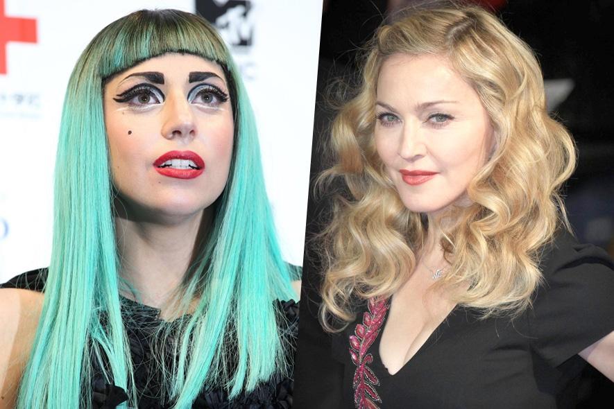 Lady Gaga vs Madonna