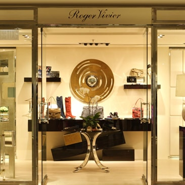 Roger Vivier a Hong Kong
