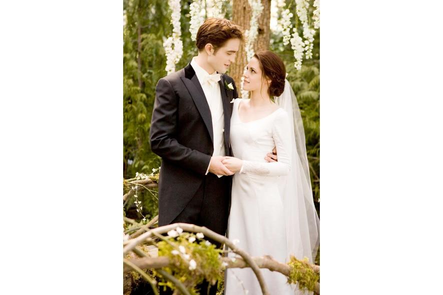 Bella ed Edward Sposi