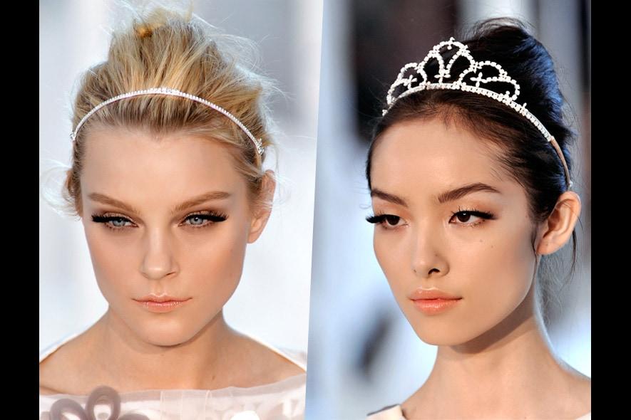 Bridal Hairstyle: dalle passerelle P/E 2012 la tua pettinatura da Sposa