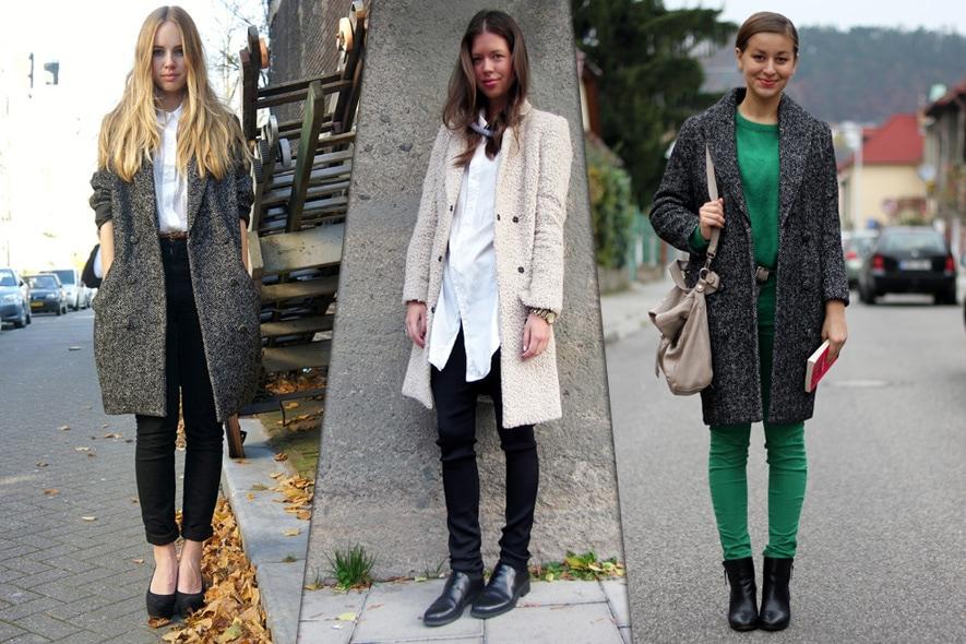 Cappotti e cappottini per l'A/I 2011-12