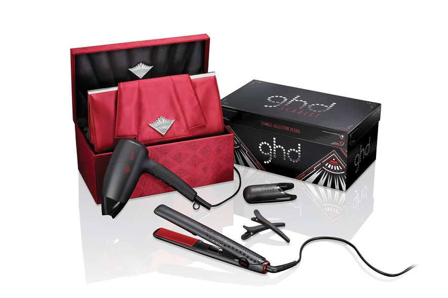 ghd Scarlet Deluxe