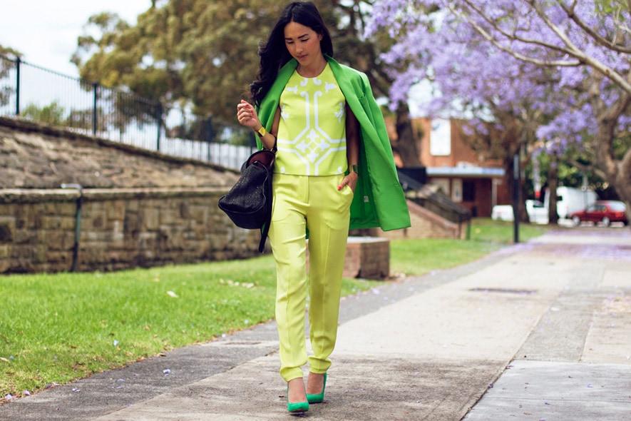 """Anteprima P/E 2012: """"verde"""" in Sidney"""