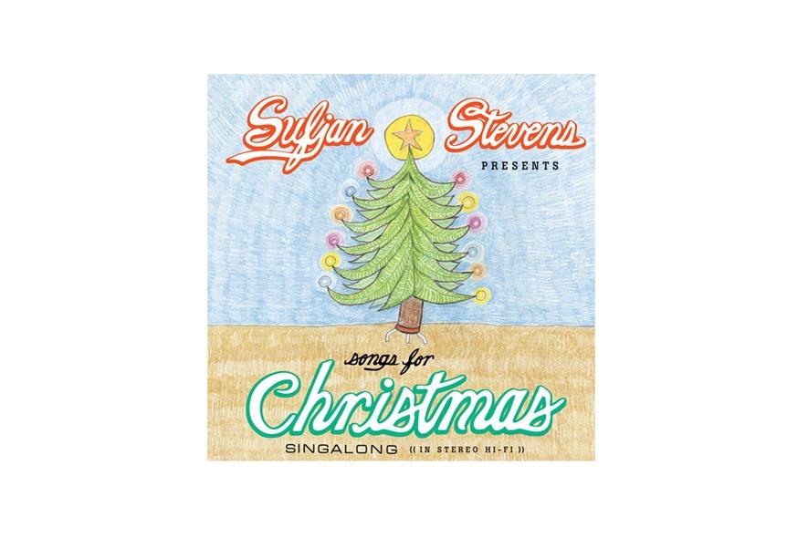 08 Sufjan Stevens Songs For Christmas Noel Hark! Ding! Dong! Joy Peace