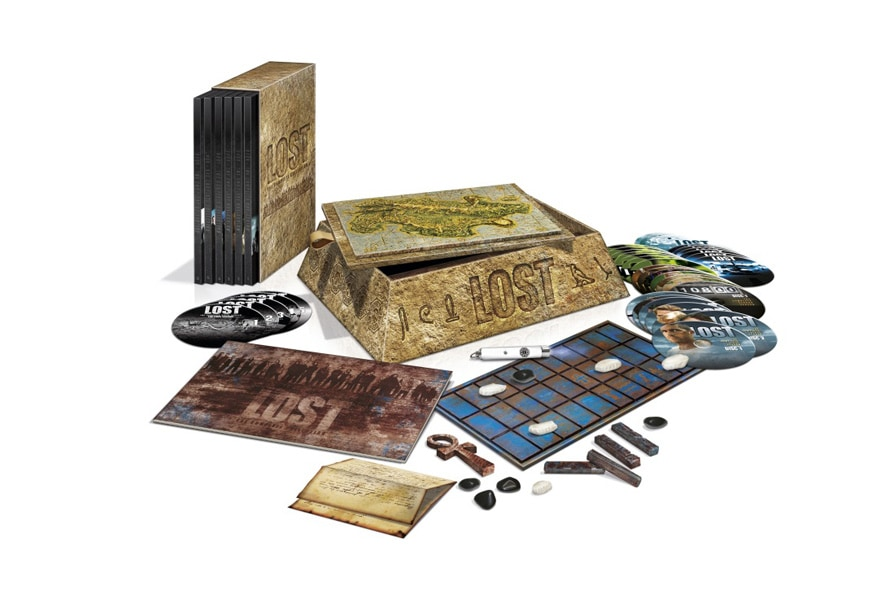 11 LOST COMPLETE SERIES BOX SET
