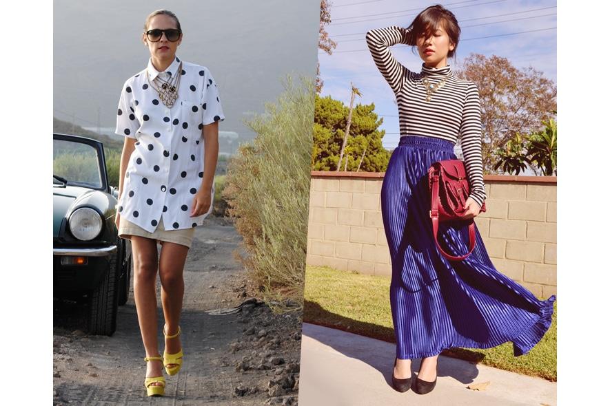 3 FashionBlogger DotsStripes 885×590