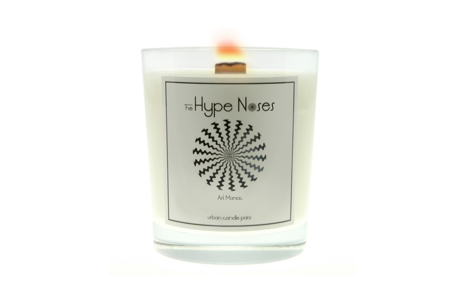Art Maniac Candle by The Hype Noses