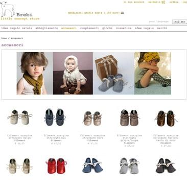 Brebì,il baby concept store