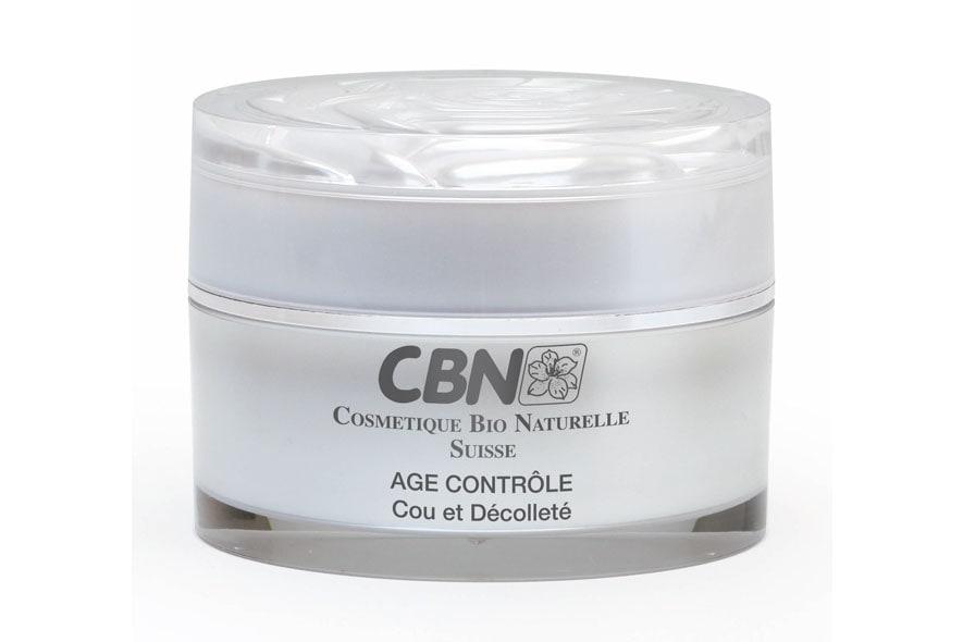 CBN Age Controle cou et decollete Neck Cream
