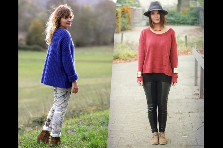 Fashion blogger: i maglioni più hot!
