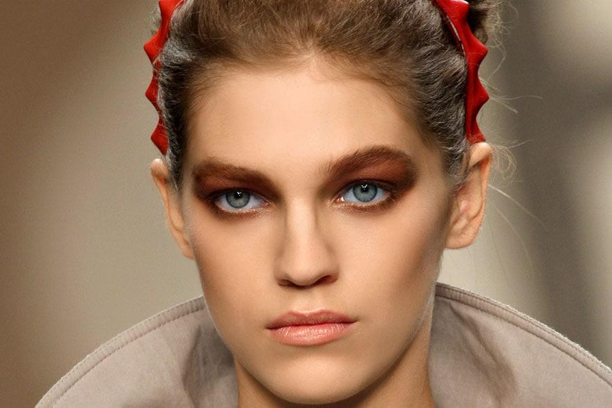 Natale 2011: make-up ad alta quota