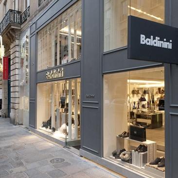 Flagship store parigino per Baldinini