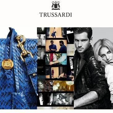 Il nuovo sito Trussardi