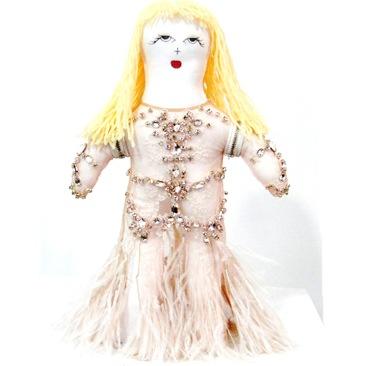 La bambola di Givenchy