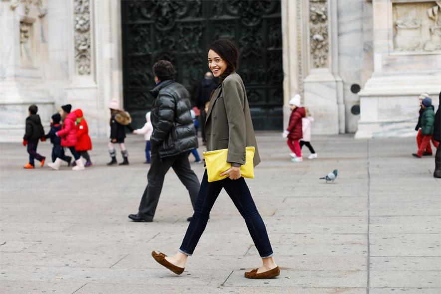 Laetitia: da Milano a New York City
