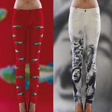 Manish Arora & Notify jeans