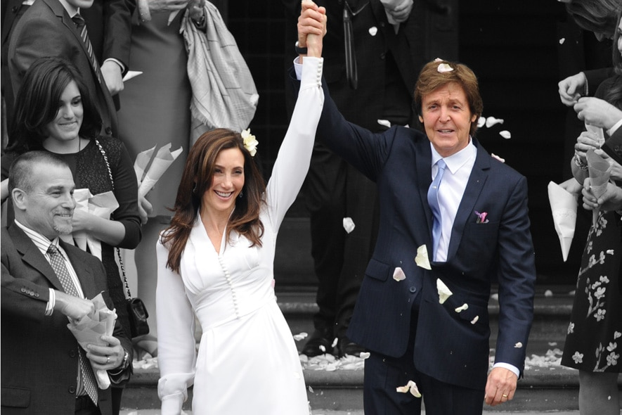 Paul McCartney, Nancy Shevell Alta kika2657476
