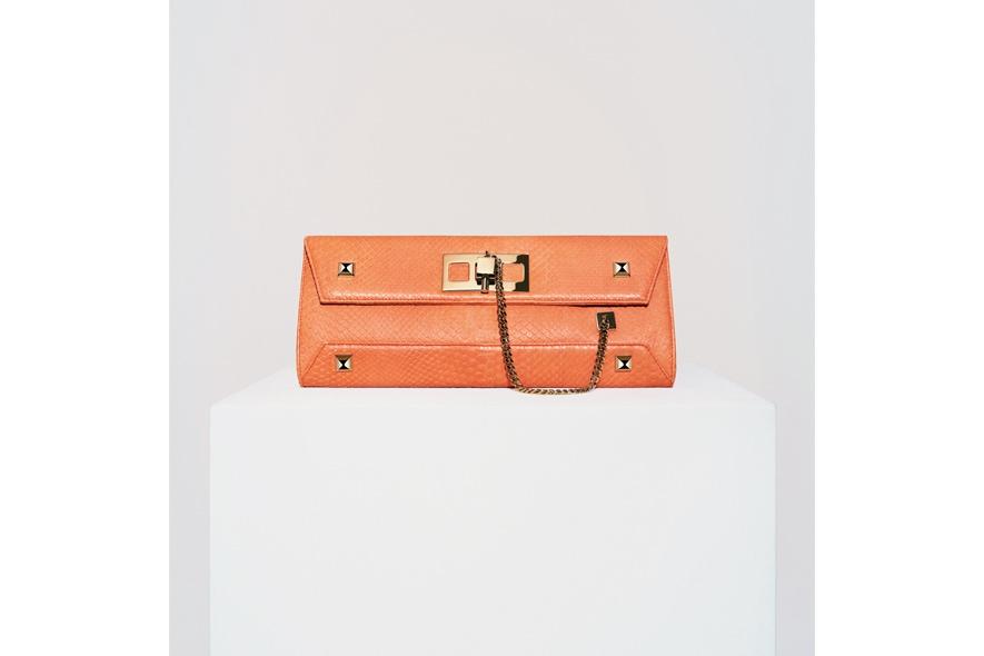 Stark borsetta catenella arancione