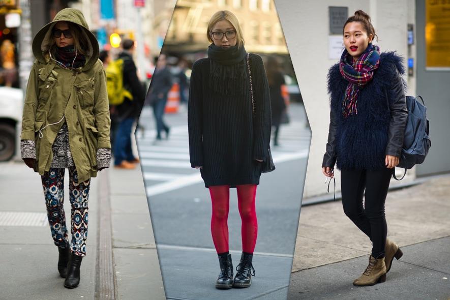 """""""WINTER&THE CITY"""": L'INVERNO COOL DI NYC"""
