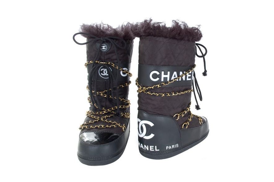 Chanel MoonBoots