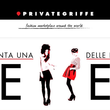 Le nuove boutique virtuali di Private Griffe