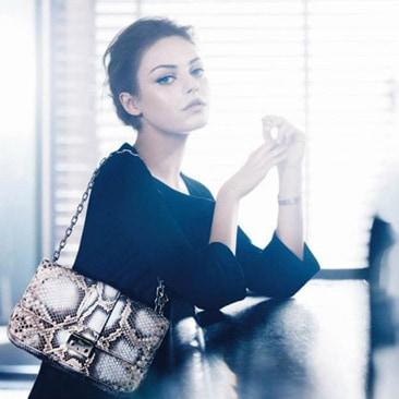 Mila Kunis, la nuova Miss Dior