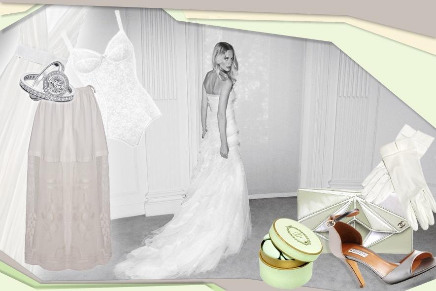Accessori e abiti per un matrimonio perfetto