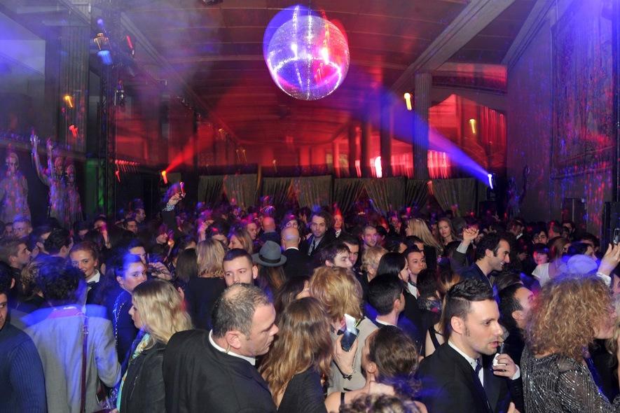 La festa di inaugurazione del 24H Museum di Prada
